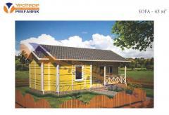 SOFA ( single storey prefabricated house)