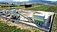 Concrete Plant * High Quality Concrete Mixing Plant * Powermix 200