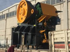 Jaw Crusher from FABO | High Quality Hardstone Crusher