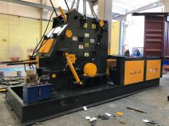 Primary impact crusher | FABO manufactured | 100-150 tph