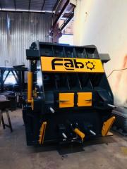 Secondary Impact Crusher | FABO | DMK 01