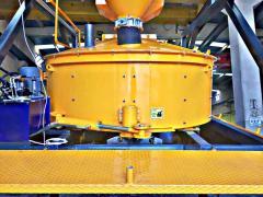FABO | Pan Concrete Mixer * High qualitive, durable and productive