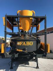 FABO | 2 m3 PAN Mixer | PNM 02