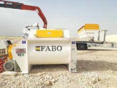 Concrete Mixer | Homogeneous Readymix Mixture | FABO