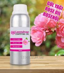 Gül yağı /Rose oil (rosa damascena)