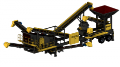 Mobile Vertical Shaft Impact Crusher | Mobile Vertical Crusher