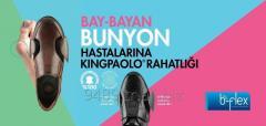 BUNYON SHOES