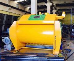 TwinShaft Mixer | High Capacity Production | FABO