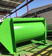 Twin Shaft Mixer | TWS 03 from FABO | High Quality Concrete Mixer
