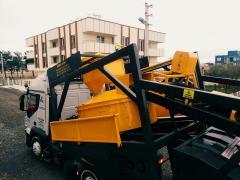 Pan Mixer | Fabo Production | PNM 01