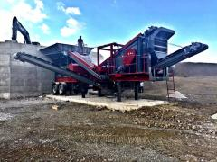 Stone Crushing and Screening Plant | PRO 70 | FABO production