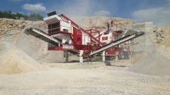 Mobile Impact Crushing and Screening Plant | Easy Use and Maintenance