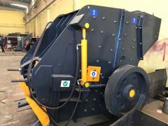 Secondary Impact Crusher | 130-200 tph | FABO produced