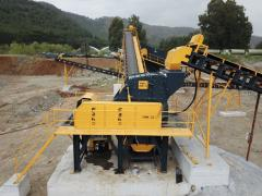 Secondary Impact Crusher from FABO | 1120 x 1250 mm | DMK 02