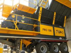 Mobile Impact Crusher from FABO | High Quality