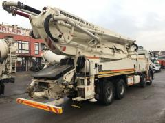 Putzmeister m47 concrete pump