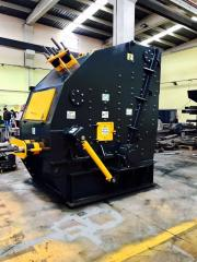 Primary Rotory Crusher from FABO | 1200 x 1000 mm | Easy Use and Maintenance