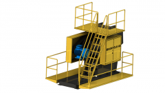 Jaw Crusher | 600 x 400 mm inlet size