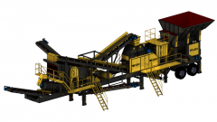 Fullstar series  3 in 1 equipment  crushing/sand