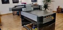 Olympos Uv Flatbed 6090 Dijital Baskı Makinesi