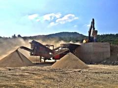 PRO 70 MOBILE CRUSHER / FULLY AUTOMATION SYSTEM