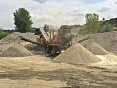 PRO 70 SERIES MOBILE CRUSHER | FOR LIMESTONE