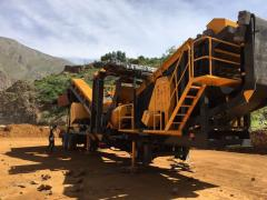 Pro 90 Series Mobile Crusher | For Limestone