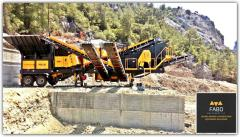 Pro 90 Series Mobile Crusher | For Gypsum Stone