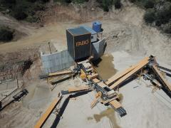 Mobile Stone Crushing and Sorting Plant | PRO 100