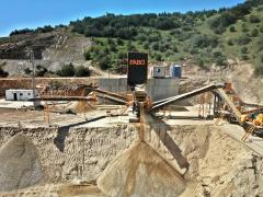 New Generation Mobile Crushing & Screening Plant PRO 90