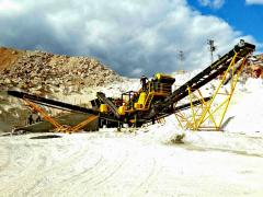Pro 120 Series Mobile Crusher | For Limestone
