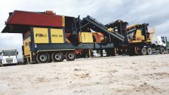 PRO-150 Дробление и Измельчение завод