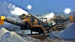 Pro 150 Series Mobile Crusher | For Limestone