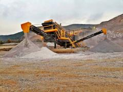 Stone Crushing and Screening Plant | PRO 150 |