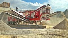 New Generation Mobile Crushing & Screening Plant PRO 180