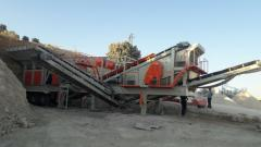 Stone Crushing and Screening Plant | PRO 180 | FABO Production