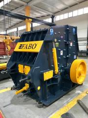 Secondary Impact Crusher * FABO PRODUCTION