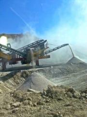 MCK-60 Mobile Crushing & Screening | Fully Automation System