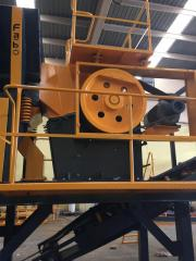 Primary Jaw Crusher|Weight: 6900 kg