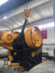 Weight: 13800 kg|Primary Jaw Crusher