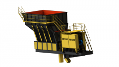 FABO CLK-110|Primary Jaw Crusher