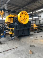 FABO PRODUCTION|Jaw Crusher