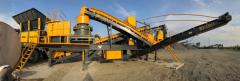 MCK-65 Mobile Primary Jaw Crusher | Closed Circuit