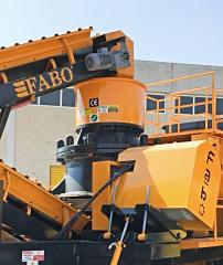 Ideal Crusher for Hardstone|FABO CC100
