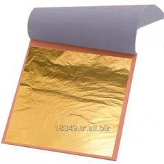 24 carat gold real-N-Transfer