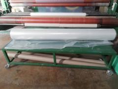 Low-pressure crushed polyethylene