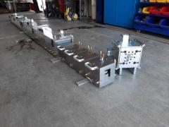 Steel profile system