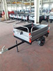Trailers for ATVs