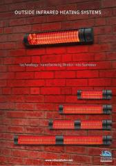 Systems of industrial heating