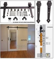Furniture guides rail